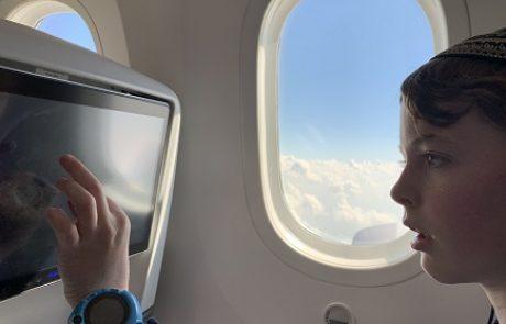 אל על מחדשת הבידור בטיסותיה