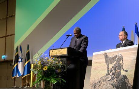 """טנזניה חגגה בת""""א את 'יום האיחוד'"""