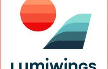 חברת 'טל תעופה' זכתה בייצוג של Lumiwings