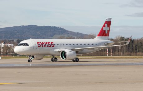 סוויס קבלה את האיירבוס A320neo