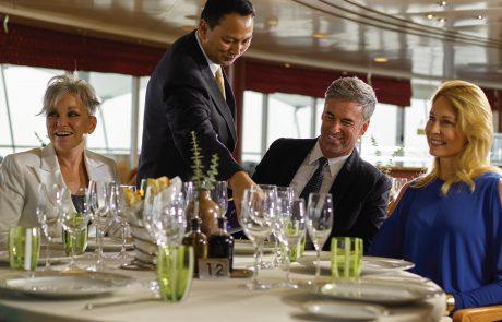 היסטוריה: אוכל כשר יוגש בכל אוניות נורביג'ן