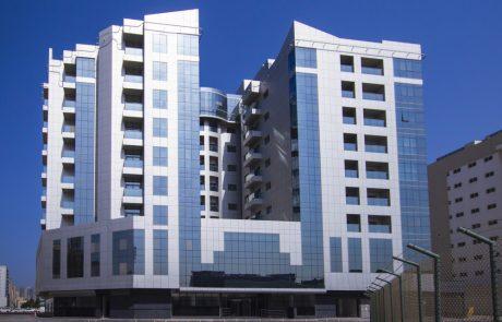 מלון דירות חדש/ישן בדובאי